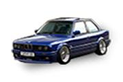 BMW 3 series E30 (1982-1991)