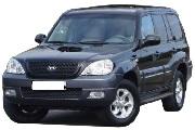 Hyundai Terracan (2001-2007)