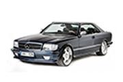 S-class W126 (1979-1991)