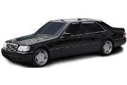 S-class W140 (1991-1998)