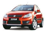 Suzuki SX4 (2006-2012)
