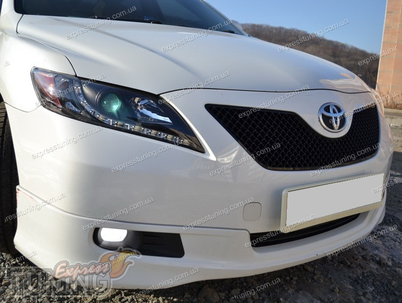 Обвес Тойота Камри 40 Sport Edition (обвес Toyota Camry ...