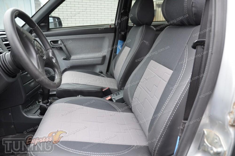 Чехлы ВАЗ 2112 (авточехлы на сиденья Лада 2112) - Купить чехлы на ID13