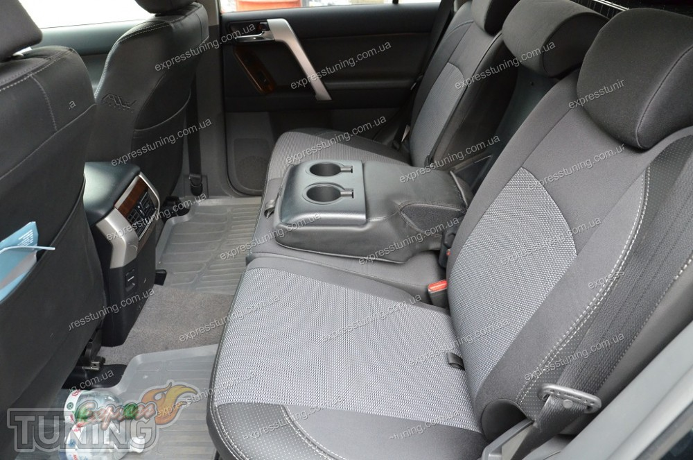land cruiser 150 2010 г.в чехлы на сидения