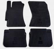 Резиновые коврики Субару Аутбек 3 (коврики в салон Subaru Outback 3)
