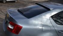 Оригинальный спойлер на багажник Skoda Octavia A7 (фото ExpressT