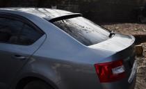 Купить спойлер бленду на стекло Skoda Octavia A7 (3 поколение)