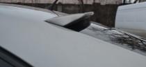 Аэродинамический тюнинг спойлер на стекло Шкода Рапид (козырек R