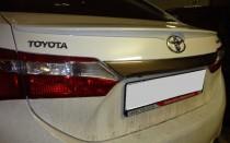 Спойлер Тойота Королла 11 Е170 (задний спойлер на багажник Toyota Corolla XI E170)