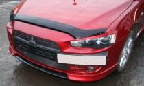 Купить накладку на бампер под номер Mitsubishi Lancer X (Экспрес
