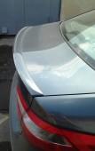 Спойлер Киа Рио 3 седан (задний спойлер на багажник Kia Rio 3 sedan)