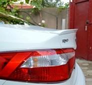Задний тюнинг спойлер Kia Rio 3 поколения