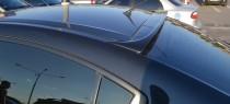Аэродинамический функциональный спойлер на стекло Мазда 3 седан