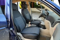 Чехлы в салон Kia Rio 2 sedan