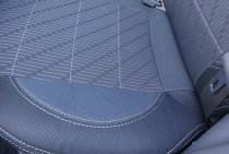 Чехлы для автомобиля Киа Рио 2 (авточехлы на сиденья Kia Rio 2)