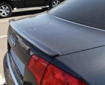 Спойлер на кромку багажника Audi A4 B6 купить магазин тюнинга