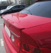 Спойлер Хонда Аккорд 7 (задний спойлер на багажник Honda Accord 7)
