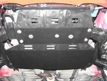 Защита двигателя Чери Джаги (защита картера Chery Jaggi)