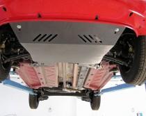 Защита двигателя Фиат Панда 3 (защита картера Fiat Panda 3)