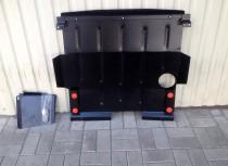Защита двигателя Фиат Темпра (защита картера Fiat Tempra)