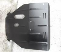 Защита двигателя Шевроле Ланос (защита картера Chevrolet Lanos)