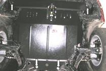 Защита двигателя Джили FC (защита картера Geely FC)