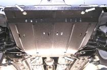 Защита двигателя Джили МК 1 (защита картера Geely MK 1)