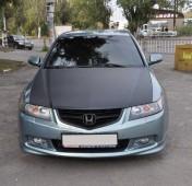 Обвес на Хонду Аккорд 7 (аэродинамические накладки Honda Accord 7)