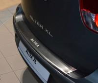 Накладка на задний бампер Сеат Алтея XL (защитная накладка бампера Seat Altea XL)