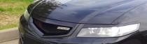 Решетка радиатора Honda Accord 7 (решетка Аккорд 7 Mugen style)