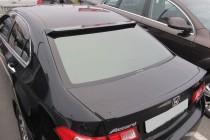 Козырек на заднее стекло Хонда Аккорд 8 (фото)