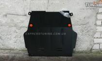 Защита двигателя Форд Эскорт (защита картера Ford Escort)