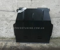 Защита двигателя Форд Фиеста 4 (защита картера Ford Fiesta 4)
