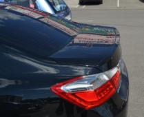 Тюнинг лип спойлер Honda Accord cl-9 Sport