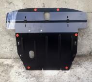 Защита двигателя Хендай Веракруз (защита картера Hyundai VeraCruz)