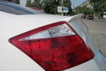 Задний спойлер на багажник Хонда Аккорд купе (ExpressTuning)