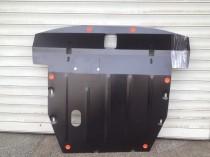 Защита двигателя Хендай Санта Фе 2 (защита картера Hyundai Santa Fe 2)