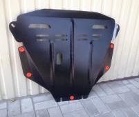 Защита двигателя Хонда СРВ 3 (защита картера Honda CR-V 3)