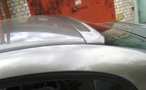 Задний козырек на стекло Хонда Цивик 4д (спойлер бленда)