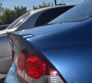 Задний спойлер для авто Honda Civic седан (лип спойлер)