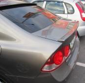 Спойлер Хонда Цивик 4д (установка на поверхность багажника)