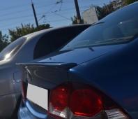 Спойлер на Civic седан (ExpressTuning)