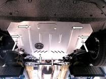 Защита двигателя Форд С-Макс 1 (защита картера Ford S-Max 1)