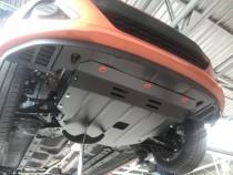 Защита двигателя Хендай i10 2 (защита картера Hyundai i10 2)