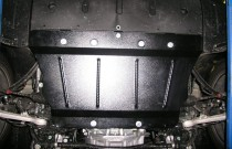 Защита двигателя Хендай Генезис (защита картера Hyundai Genesis)