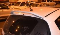 Спойлер Honda Jaz 2 (купить спойлер на Honda Fit 2)