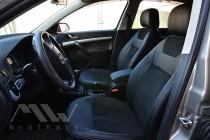 Автомобильные чехлы Шкода Октавия А5 (чехлы Skoda Octavia A5)