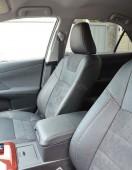 заказать Автомобильные чехлы Тойота Камри 50 (чехлы Toyota Camry
