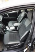 купить Автомобильные чехлы Тойота Хайлендер 2 (чехлы Toyota High