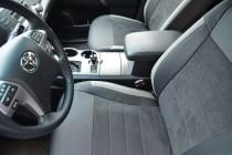 Автомобильные чехлы для автомобиля Тойота Хайлендер 2 (чехлы Toy